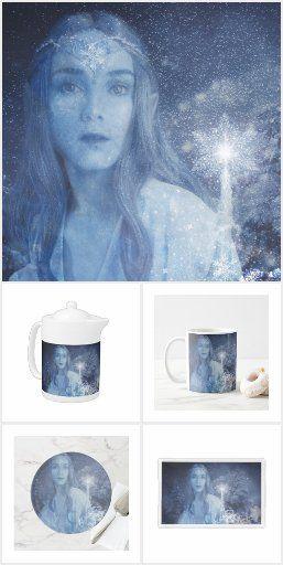 Ice Elf Fantasy Art Collection